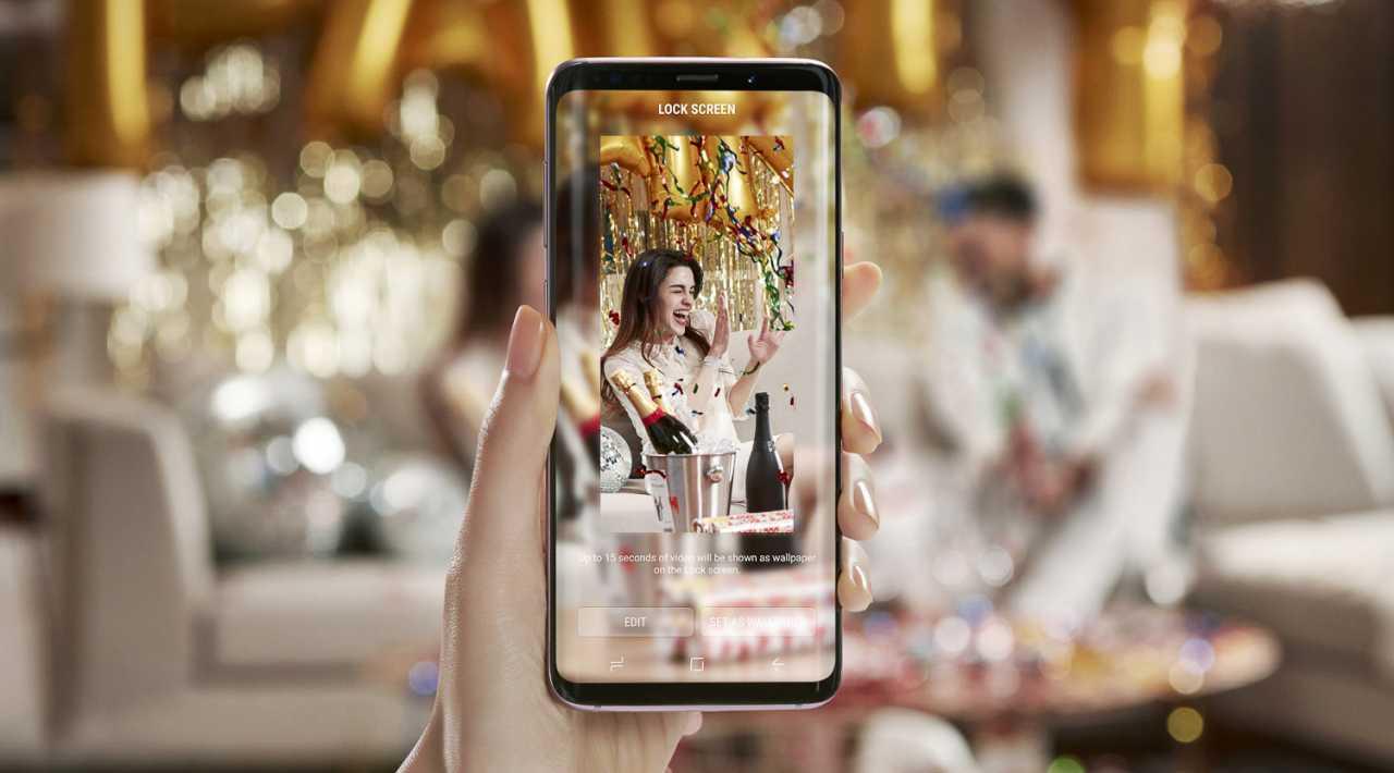 Die Neuen Galaxy S9 Und S9