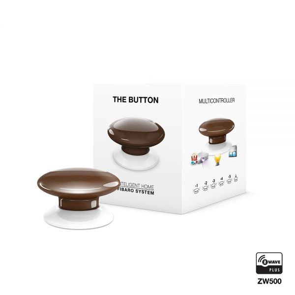 FIBARO The Button braun