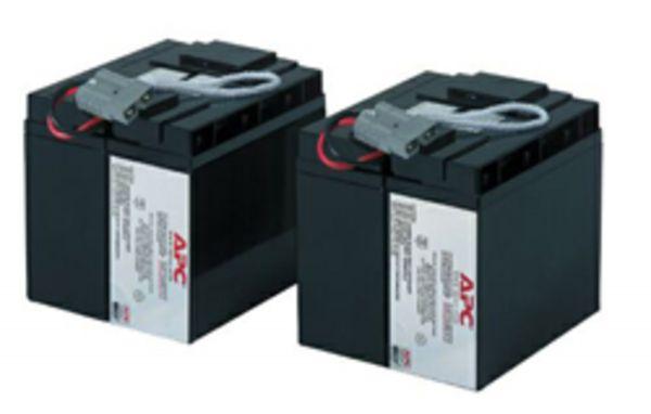 APC - Ersatzbatterie-Kit RBC55