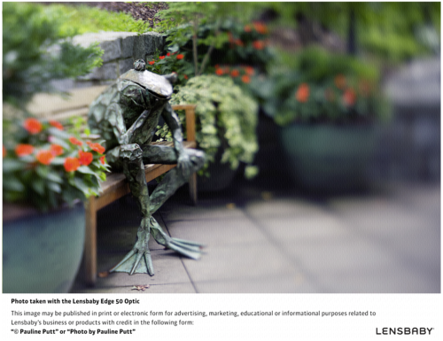 """Lensbaby Composer Pro II incl."""