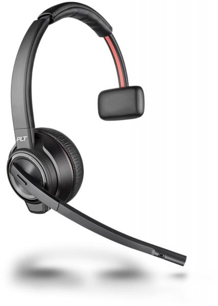 Plantronics DECT Headset Savi W8210 USB monaural