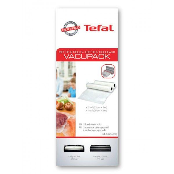 Tefal XA256010 Vakuumierer-Zubehör Vakuumrolle