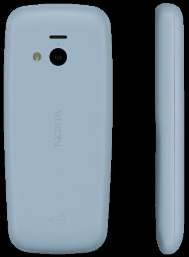 Nokia 220 4G Dual-Sim blau