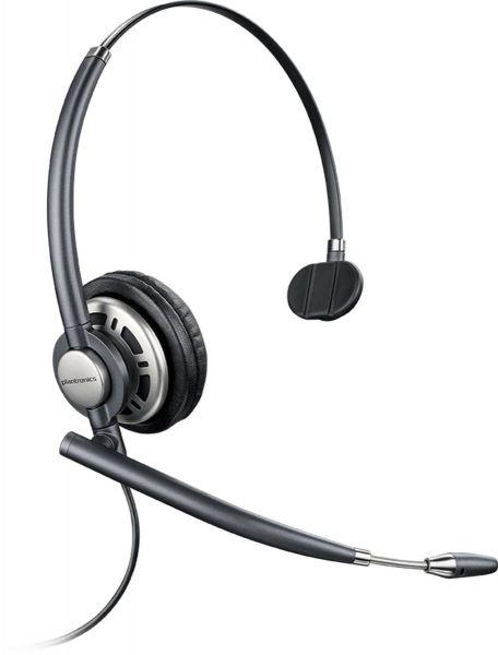 Plantronics Headset EncorePro Digital HW710D monaural 6-PIN QD