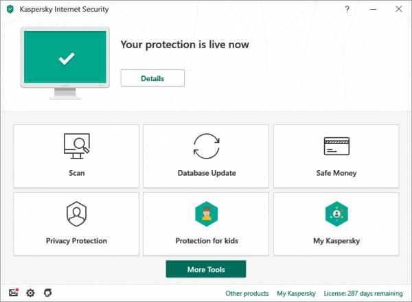 Kaspersky Lab Internet Security 2020 3 Lizenz(en)